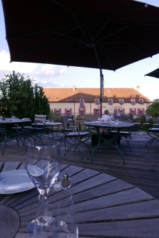 Terrace dining